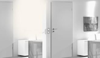 Színes beltéri ajtók