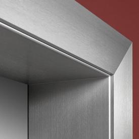 Alumínium tokokat a belső terekbe