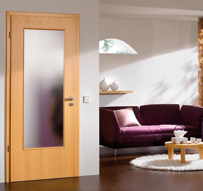 Lenteam beltéri ajtó – Natura LA3 bükk